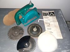 Black and Decker Circular Saw attachment for power drill D984 with accessories