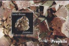 Guinee-Bissau  postfris MNH 2001 Mineralen