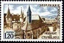 "FRANCE STAMP TIMBRE YVERT N° 1712 "" ABBAYE DE CHARLIEU 1F20 "" NEUF xx LUXE"