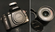 Panasonic LUMIX DMC-GH2 Digital Camera, 14-42mm / F3.5-5.6 Lens, 2X Batteries