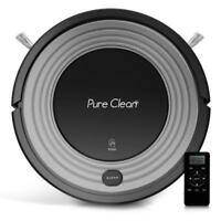 NEW PYLE Smart Robot Vacuum, Automatic Floor Cleaner w Mop Sweep Dust & Vacuum