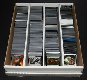 HUGE 3,153 MTG MAGIC THE GATHERING CARD COLLECTION BULK LOT!! NO RESERVE!!
