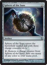 4x Sfera dei Soli - Sphere of the Suns MTG MAGIC MBS Mirrodin Besieged Italian
