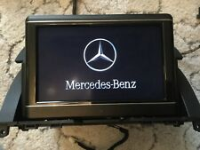 Mercedes Benz w204 Monitor Display ntg4 Navigation  A2048203897 9F45