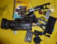 Panasonic AVCCAM AG-HMC40P 106 hours HD Camcorder Video Camera Recorder