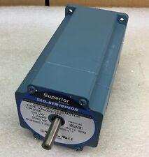 SUPERIOR  KSL093T1YE SYNCHRONOUS MOTOR 120VAC 60/72 RPM 1 PHASE NEW IN PKG
