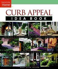 Curb Appeal Idea Book (Taunton Home Idea Books)-ExLibrary