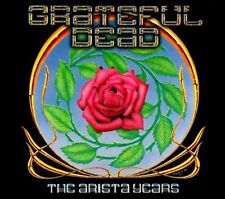 Grateful Dead: Arista Years ** 2-CD set ** VG ** includes cardboard slipcover