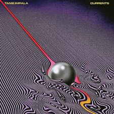 TAME IMPALA - CURRENTS   CD NEUF