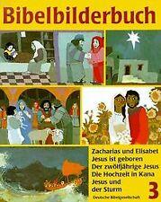 Was uns die Bibel erzählt: Bibelbilderbuch, 5 Bde., Bd.3... | Buch | Zustand gut