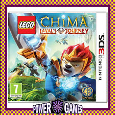 Lego Chima Laval's Journey (Nintendo 3DS 2DS 3DS XL) Brand New