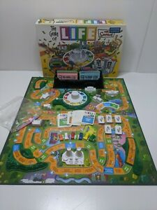 The Game of Life - The Simpsons Edition Board Game MB - Complete - 2004