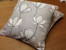 John Lewis Gingko large cushions,piped, zipped and inc pad