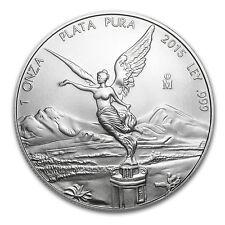 2015 Mexico 1 oz Silver Libertad BU - SKU #87944