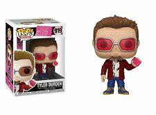 Funko Pop! Movies: Fight Club Tyler Durden Figure #919 Minor Damage Box