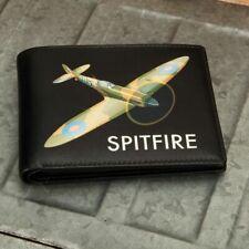 SPITFIRE Leather Wallet