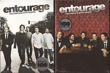 Entourage Season 5 & 6 - DVD TV Shows Fifth Sixth BRAND NEW