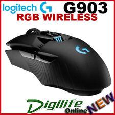 Logitech G903 Lightspeed Lag-free RGB Wireless Gaming Mouse