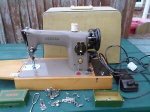 heavy duty Singer 201k  electric sewing machine