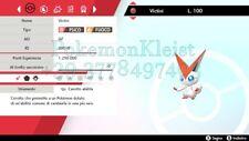 Shiny Victini 6IVs Max pokemon spada e scudo (sword shield)