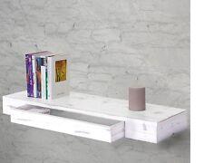 Mobili e pensili mensole in legno con cassetti per la casa for Mensola con cassetti ikea