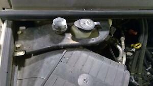 03-09 Hummer H2 Windshield Washer Fluid Reservoir Tank Bottle Pump OEM Tested