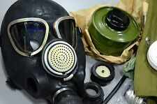 New Vintage Russian, Soviet Army Gas Mask PMK 2  Full Set, Made in 199*