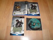 MEDAL OF HONOR FRONTLINE DE EA GAMES PARA LA SONY PS2 USADO COMPLETO