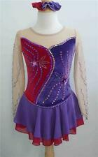 Kim Competition Ice Skating Dress Size 8