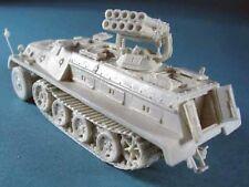 Milicast G185 1/76 Resin WWII SWS Heavy Armoured Halftrack Panzerwerfer 42