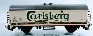 Marklin HO 4636 Carlsberg Beer Tanker DSB (Danish State Railways)