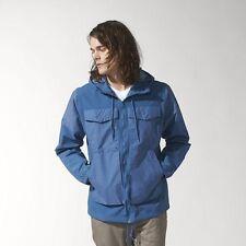 save off e7e57 ed2cb adidas Originals Rider Wind Jacket Size S Blue S24667