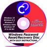 The Best Windows Password Reset Removal DVD USB Windows XP, VISTA, 7, 8.1,10