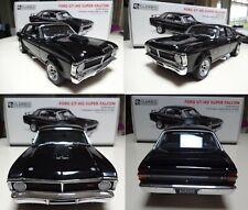 Biante 1 18 Ford GT-HO Super Falcon Gloss Black
