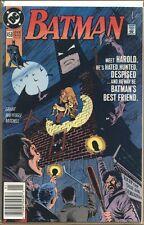 Batman 1940 series # 458 UPC code very fine comic book