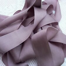 """VARIEGATED 100/%PURE SILK RIBBON 1//2/"""" WIDE 6YDS  COLOR # 130 13MM"""
