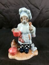 More details for royal doulton bunnykins chef db379 professional collection