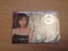 Charmed Inkworks A1 Autocard Shannen Doherty -prue