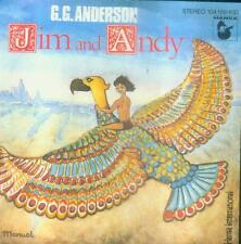 """7"""" G. G. Anderson/Jim And Andy (D)"""