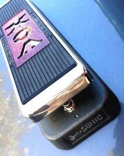 "NEW! ""JOE-SONIC 848""wah,like colorsound/musonic- custom shell by gagan"