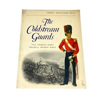 The Coldstream Guards Osprey Men-at-Arms Series PB 1st Edition 1971 Illustrated