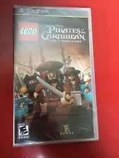 ** LEGO Pirates of the Caribbean: The Video Game Sony PSP BRAND NEW & SEALED