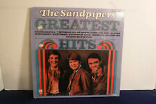 The Sandpipers Greatest Hits, A&M Records SP 4246, 1970 SEALED, Rock Pop
