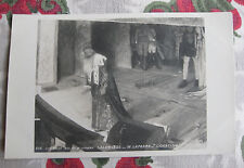 """CPA tableau Salon peinture 1906 Laparra """"L'ovation"""" théatre spectacle"""