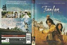 UNIQUEMENT LA JAQUETTE POUR DVD : FANFAN LA TULIPE avec PENELOPE CRUZ