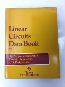 Texas Instruments The Linear Interface Circuits Data Book 1984