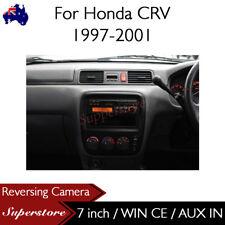 "7"" Car DVD GPS Head Unit Stereo Radio Navi For Honda CRV 1997-2001"