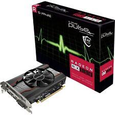 Sapphire Grafikkarte AMD Radeon RX 550 Pulse 4 GB GDDR5-RAM