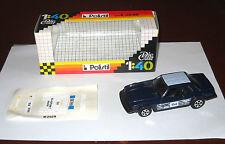 Auto POLISTIL MERCEDES 450 SLC Die cast 1:40 Serie E 2008 NUOVO