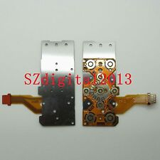 10PCS/ Keypad Key Button Flex Cable Board for Nikon Coolpix S620 Digital Camera